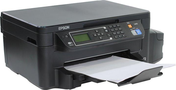 Ремонт принтера Epson L605