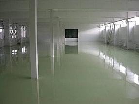 Наливное полиуретановое покрытие INTERCHEMOL