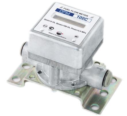 Проточный расходомер топлива DFM 220 AP