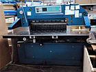Бумагорезальная машина - SCHNEIDER SENATOR 92 E-LINE Б/У 2001 Г.В., фото 4