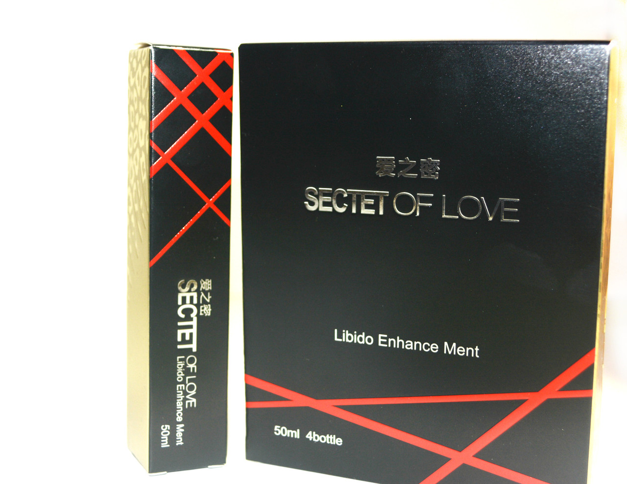 Женский возбудитель Sectet of love 50 ml.