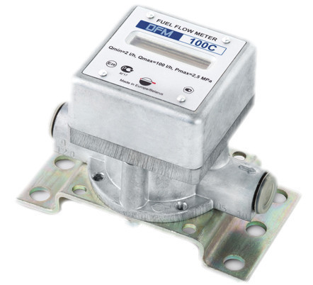 Проточные расходомеры топлива DFM 500 (CK, C232, C485, CCAN)