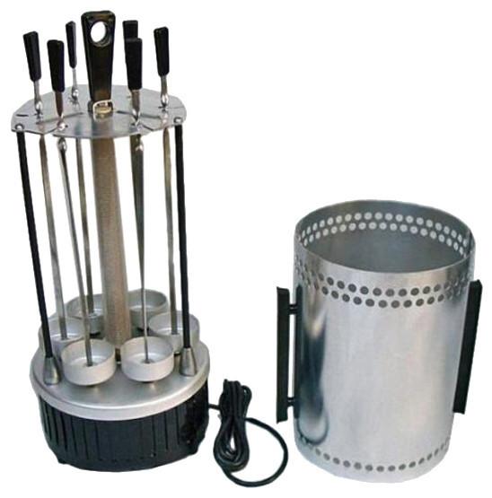 Электрошашлычница 5шампуров