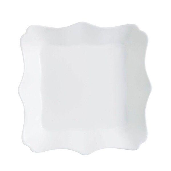 Тарелка суповая (глубокая) Authentic White 22,5 см