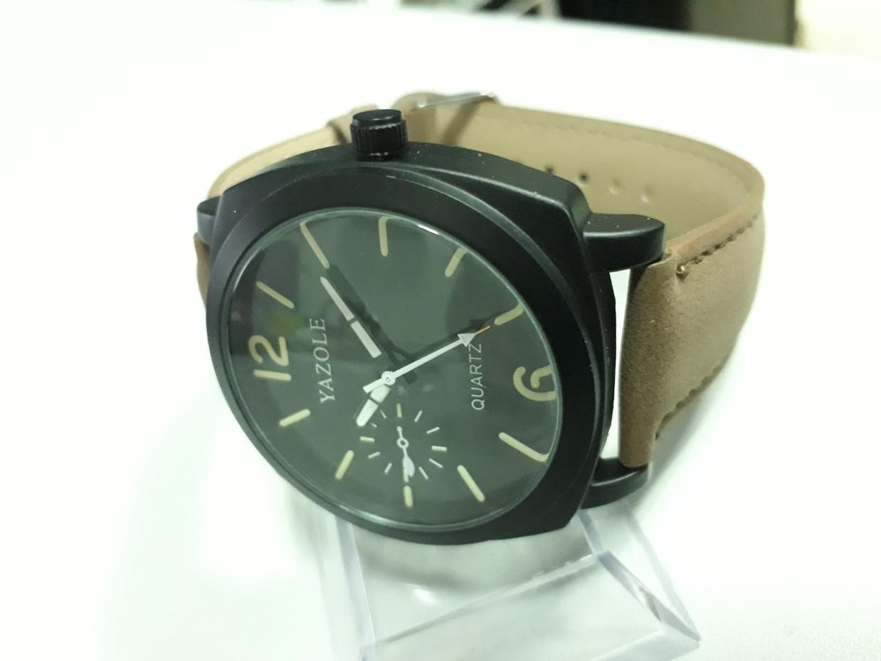 Стильные часы Yazole 339. Kaspi RED. Рассрочка. - фото 2