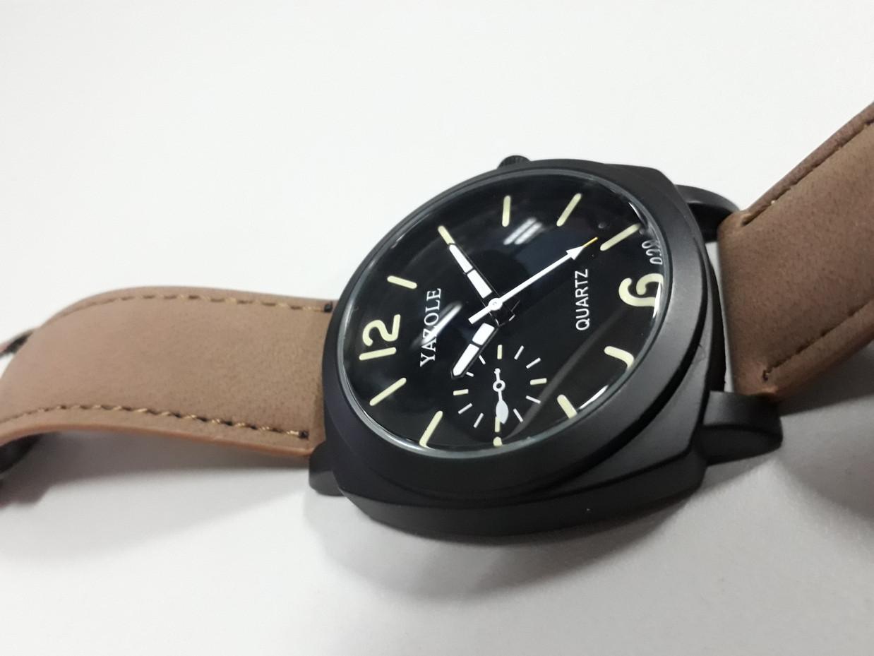 Стильные часы Yazole 339. Kaspi RED. Рассрочка. - фото 1