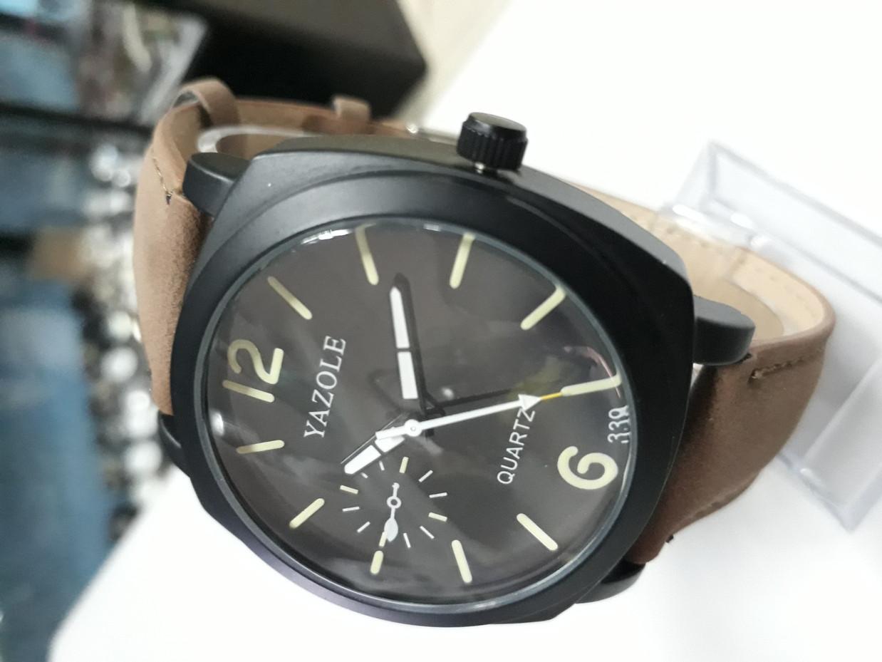 Стильные часы Yazole 339. Kaspi RED. Рассрочка. - фото 5