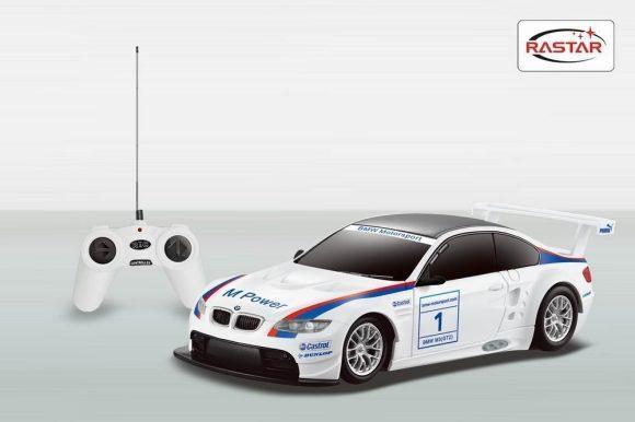 Rastar Радиоуправляемая машинка BMW M3 GT2