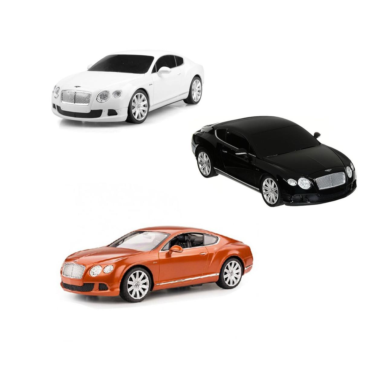 Rastar Радиоуправляемая машинка Bentley Continental GT Speed