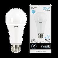 Лампа GAUSS LED ELEMENTARY A67 35W  6500K