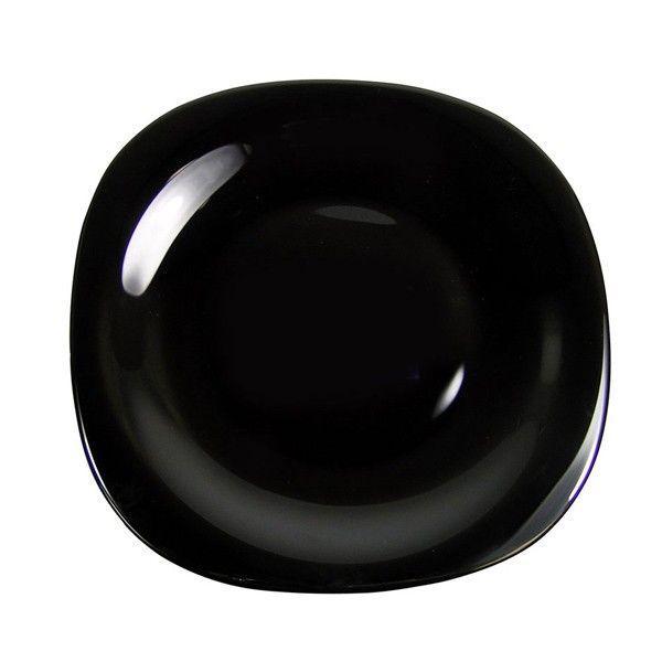 Тарелка десертная Luminarc Carine Black 190 мм