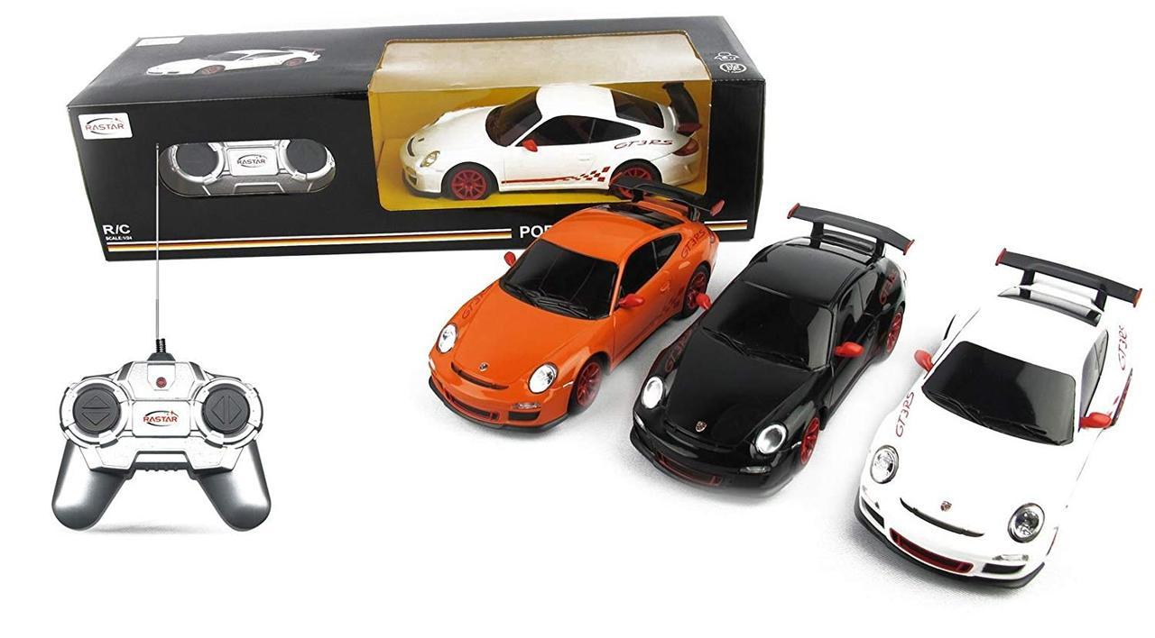 Rastar Радиоуправляемая машинка Porsche 911 GT3 RS