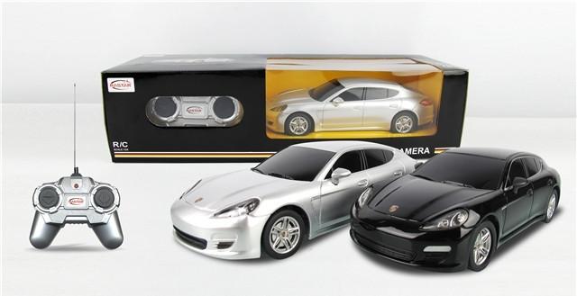 Rastar Радиоуправляемая машинка Porsche Panamera