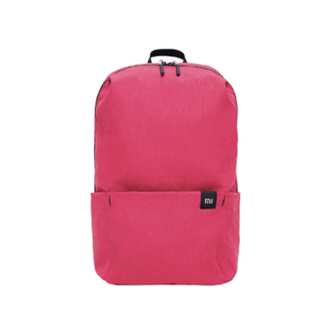 Рюкзак, Xioami, RunMi 90' Points Eight Colors ZJB4138CN, 10 л, 34х22.5х13 см, Полиэфирное волокно, Розовый
