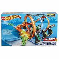 """Hot Wheels Игровой набор """"ACTION: Винтовое столкновение"""""""