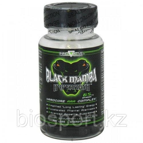 Жиросжигатель Black Mamba 90 капсул, Innovative.