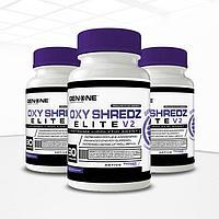 Жиросжигатель Oxy Shredz Elite V2, 90 caps