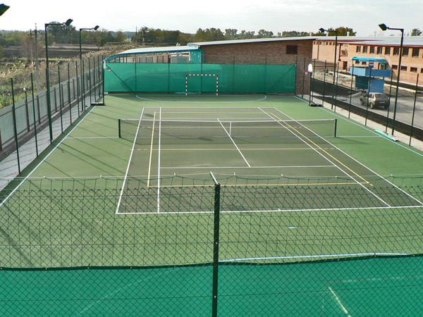 Теннисный фон