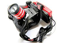 Налобный фонарь Police BL-2905 Т6