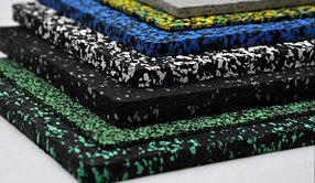 Резино-каучуковые рулонные покрытия