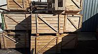 Ящик деревянный (с палетой)