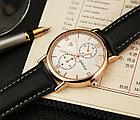 Классические часы Yazole 355, фото 3