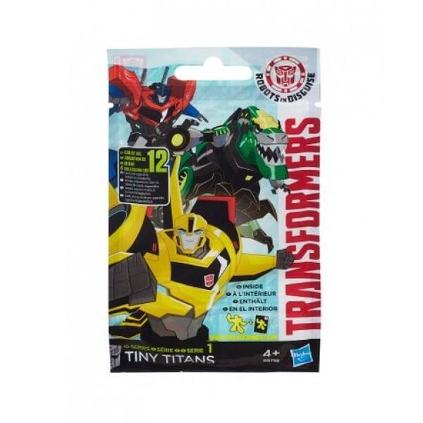 Игрушка Hasbro Трансформеры (Transformers) мини-титаны