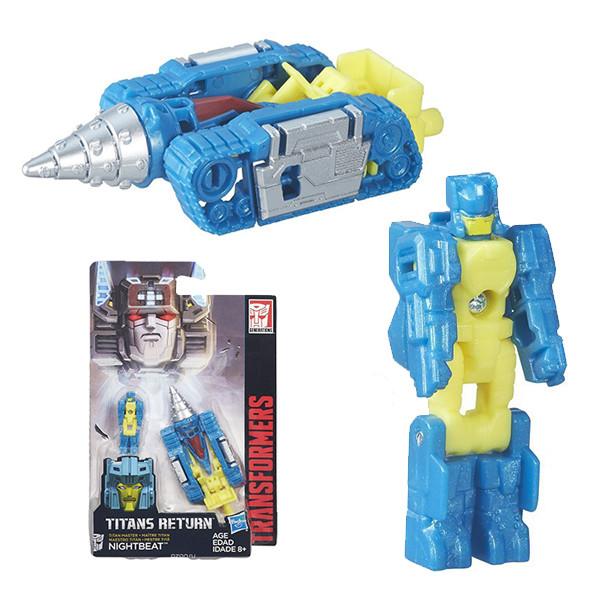Игрушка Hasbro Трансформеры (Transformers) Дженерэйшнс Войны Титанов: Мастера Титанов