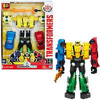 Игрушка Hasbro Трансформеры (Transformers) РОБОТЫ ПОД ПРИКРЫТИЕМ: Тим-Комбайнер, фото 1