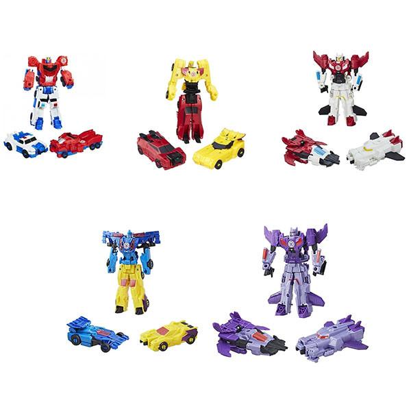 Игрушка Hasbro Трансформеры (Transformers) РОБОТЫ ПОД ПРИКРЫТИЕМ: Крэш-Комбайнер
