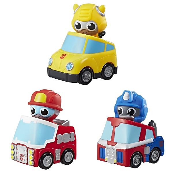 Игрушка Hasbro Трансформеры (Transformers) Игровой набор трансформеров робот и машинка