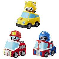 Игрушка Hasbro Трансформеры (Transformers) Игровой набор трансформеров робот и машинка, фото 1