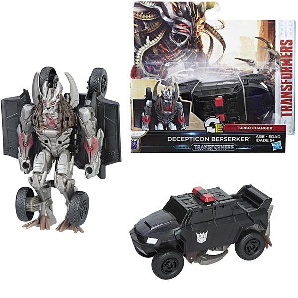 Игрушка Hasbro Трансформеры (Transformers) ТРАНСФОРМЕРЫ 5: Уан-степ Десептикон