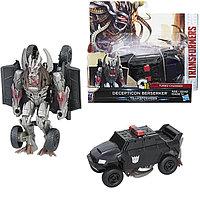 Игрушка Hasbro Трансформеры (Transformers) ТРАНСФОРМЕРЫ 5: Уан-степ Десептикон, фото 1