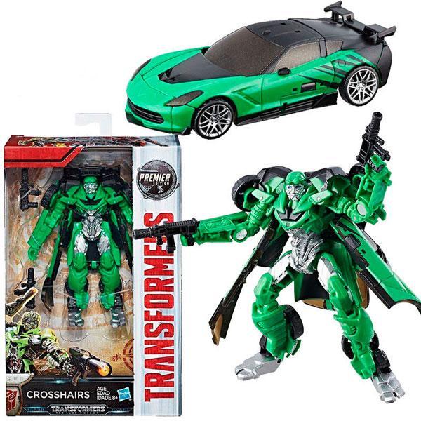 Игрушка Hasbro Трансформеры (Transformers) ТРАНСФОРМЕРЫ 5: Делюкс Кроссхейр