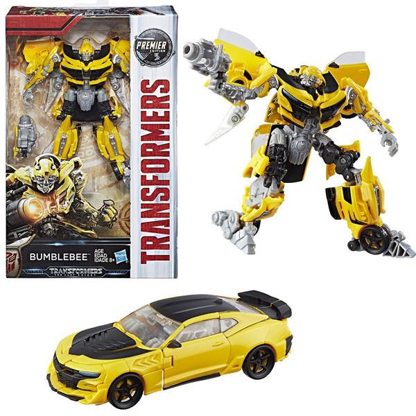 Игрушка Hasbro Трансформеры (Transformers) ТРАНСФОРМЕРЫ 5: Делюкс Бамблби