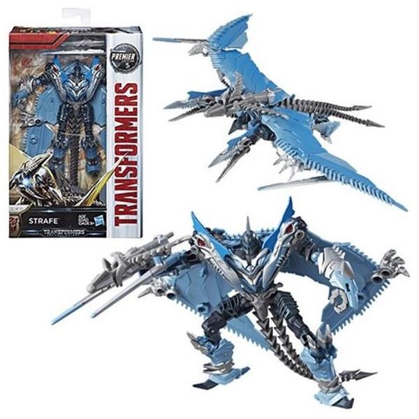 Игрушка Hasbro Трансформеры (Transformers) ТРАНСФОРМЕРЫ 5: Делюкс Стрейф