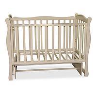 Детская кроватка Антел Северянка 2/3 Слоновая кость, фото 1