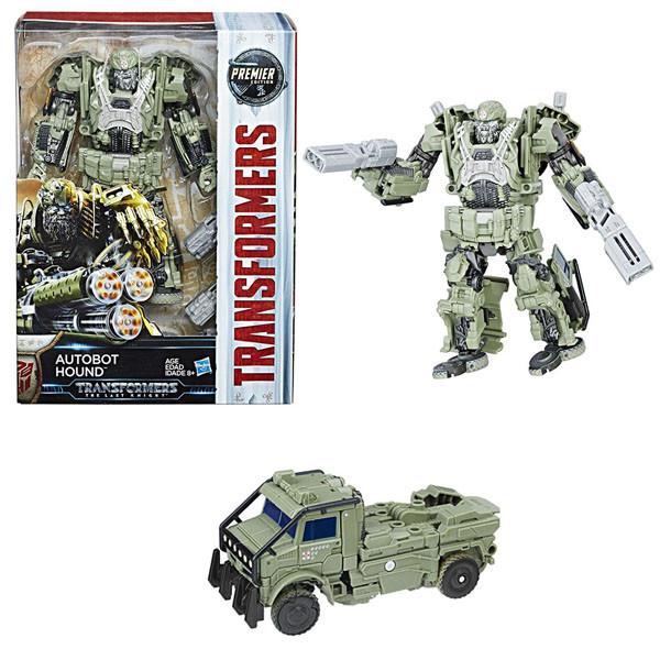 Игрушка Hasbro Трансформеры (Transformers) ТРАНСФОРМЕРЫ 5: Автобот Хаунд