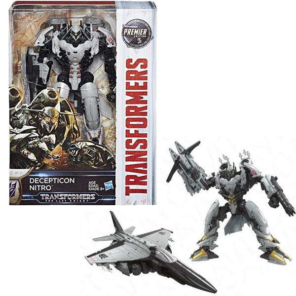Игрушка Hasbro Трансформеры (Transformers) ТРАНСФОРМЕРЫ 5: Вояджер Десептикон