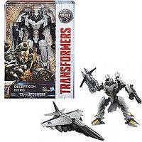 Игрушка Hasbro Трансформеры (Transformers) ТРАНСФОРМЕРЫ 5: Вояджер Десептикон , фото 1