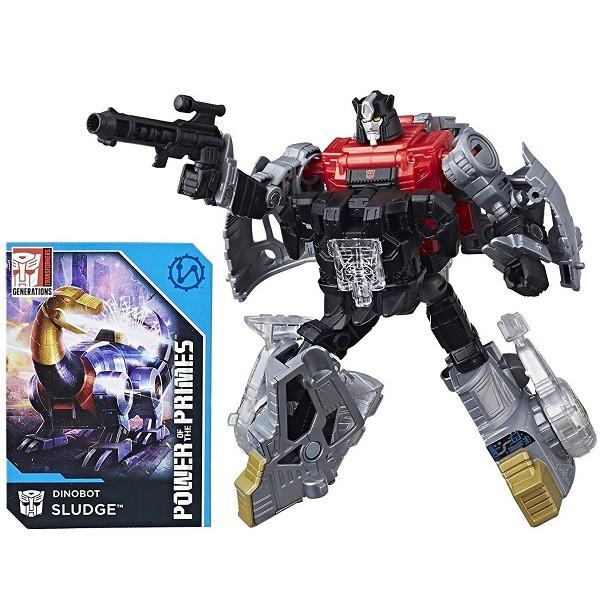 """Игрушка Hasbro Трансформеры (Transformers) ДЖЕНЕРЕЙШНЗ ДЕЛЮКС """"Сландж"""""""
