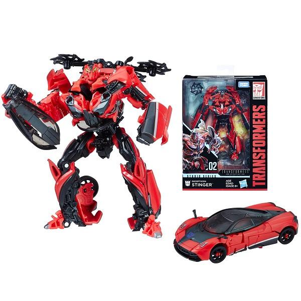 Игрушка Hasbro Трансформеры (Transformers) КОЛЛЕКЦИОННЫЙ 20 см Стингер