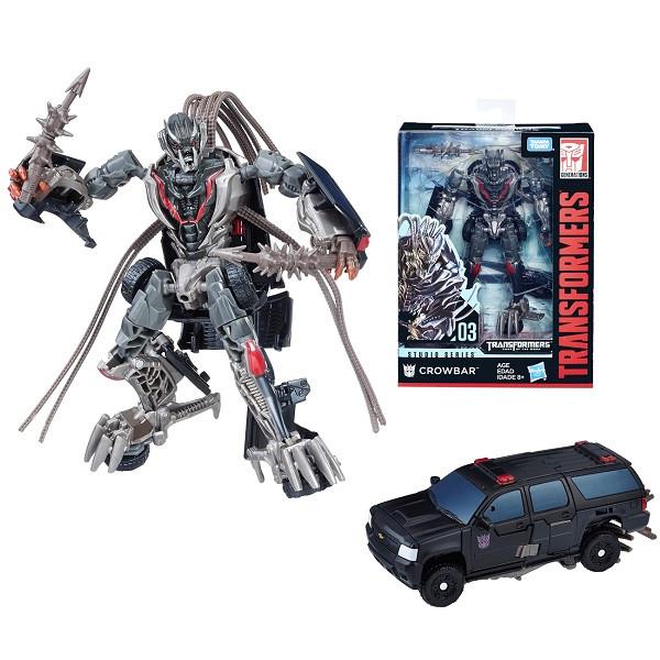 Игрушка Hasbro Трансформеры (Transformers) КОЛЛЕКЦИОННЫЙ 20 см Краубар