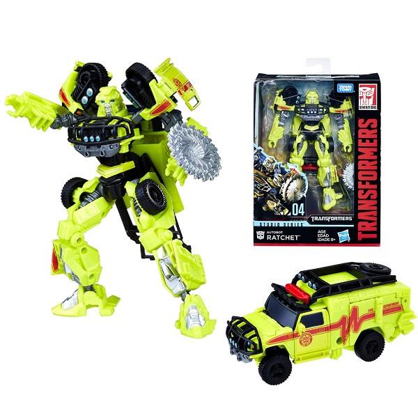 Игрушка Hasbro Трансформеры (Transformers) КОЛЛЕКЦИОННЫЙ 20 см Ретчер