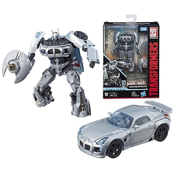 Игрушка Hasbro Трансформеры (Transformers) КОЛЛЕКЦИОННЫЙ 20 см Автобот Джаз