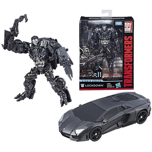 Игрушка Hasbro Трансформеры (Transformers) КОЛЛЕКЦИОННЫЙ 20 см Автобот Локдаум
