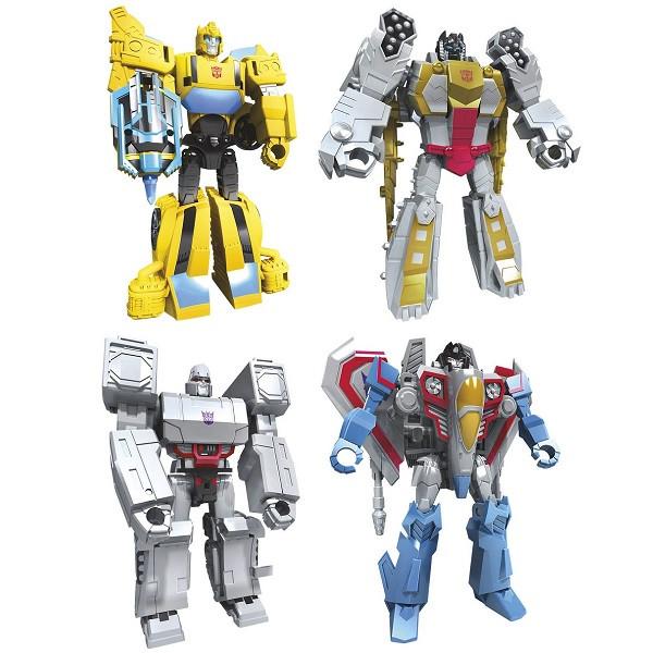 Игрушка Hasbro Трансформеры (Transformers) КИБЕРВСЕЛЕННАЯ 10 см
