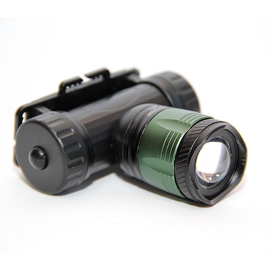 Налобный LED фонарь