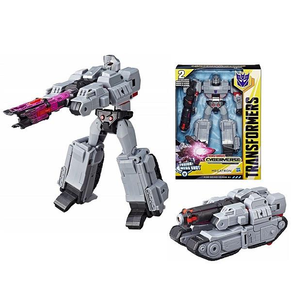 Игрушка Hasbro Трансформеры (Transformers) КИБЕРВСЕЛЕННАЯ 30 см Мегатрон